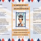 Page link: The Queen's Diamond Jubilee Weekend
